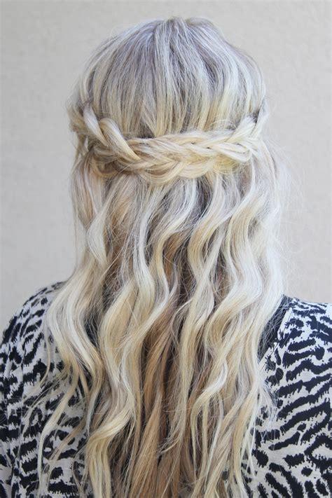 braided crown ii twist  pretty