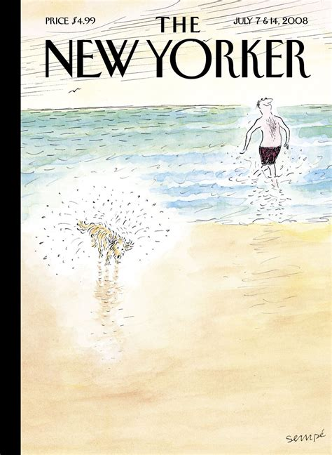 The New Yorker - Monday, July 7, 2008 - Issue # 4269 - Vol ...