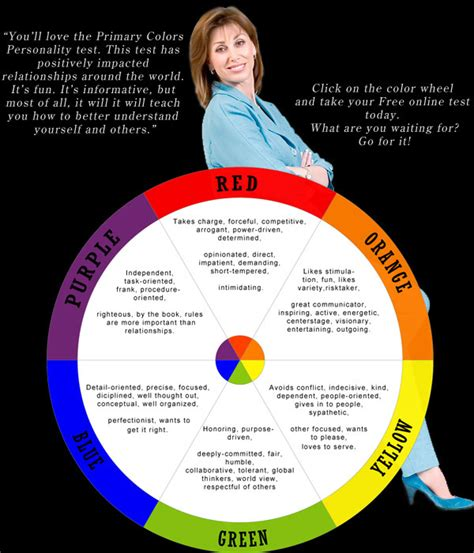 favorite color quiz color personality test personality test photo 26306033