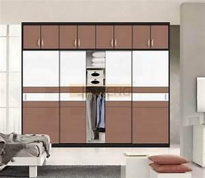 color combination high gloss wardrobe design