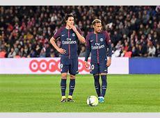 NeymarCavani, les coulisses d'un conflit Ligue 1 Football