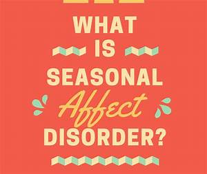 What is Seasonal Affective Disorder? - Thrive Counseling