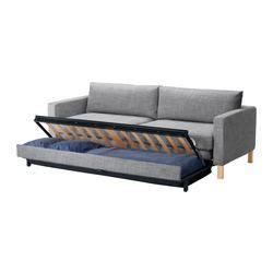 Karlstad Sleeper Sofa by Karlstad Sofa Bed Isunda Gray Ikea Width 88 5 8