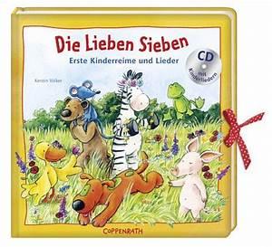 Die Lieben Sieben : die lieben sieben m audio cd von kerstin v lker buch ~ Eleganceandgraceweddings.com Haus und Dekorationen