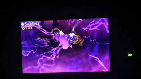 sonic generations ds time eater final boss