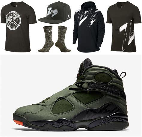 Clothing to Match the Air Jordan 8 Take Flight   SportFits.com