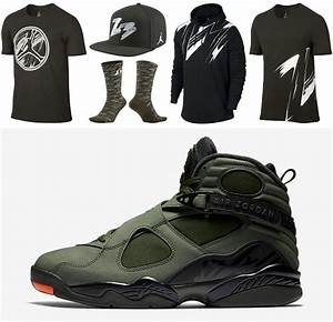 Clothing to Match the Air Jordan 8 Take Flight | SportFits.com