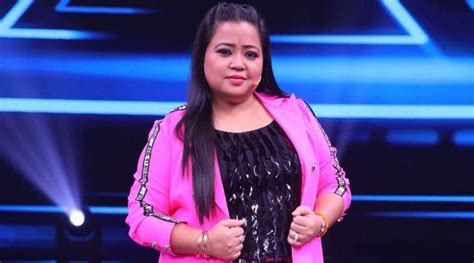 Who is Bharti Singh? | Entertainment News,The Indian Express