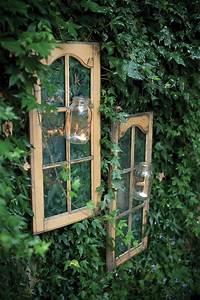 Deko Zum Hängen Ins Fenster : atemberaubend sch ne diy wanddeko ideen aus alten fensterrahmen ~ Indierocktalk.com Haus und Dekorationen