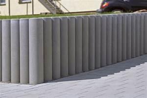Gartenmauern Aus Beton : palisaden gartenmauern betonwaren und verbundsteinwerk ~ Michelbontemps.com Haus und Dekorationen