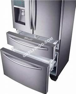 Frigo Americain Avec Glacon : frigo americain avec tiroir congelateur choix d ~ Premium-room.com Idées de Décoration