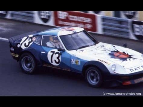 1975 Datsun 240z by Datsun 240z 260z Le Mans 1975 1976