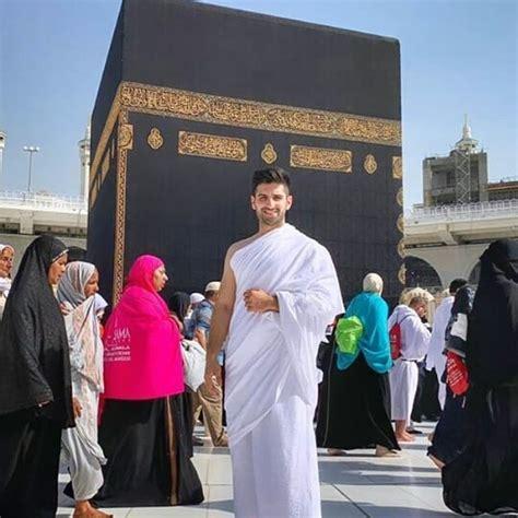 latest beautiful clicks  aiman  muneeb  makkah