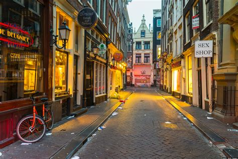 Light District by My With A Huffpost Uk
