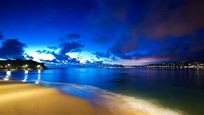 Wallpapers Night Beach Android