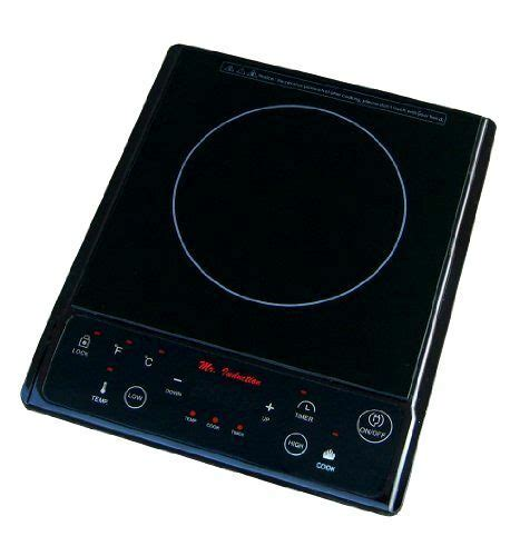 induction cooktop single burner electric cook top range portable stove