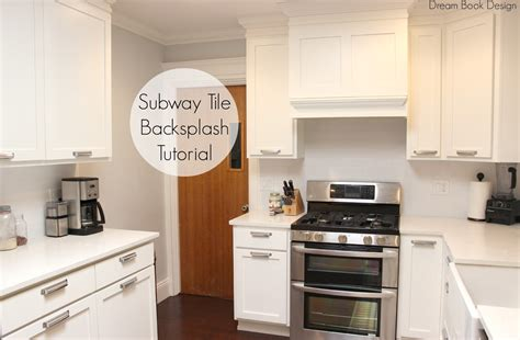diy tile kitchen backsplash easy diy subway tile backsplash tutorial book design