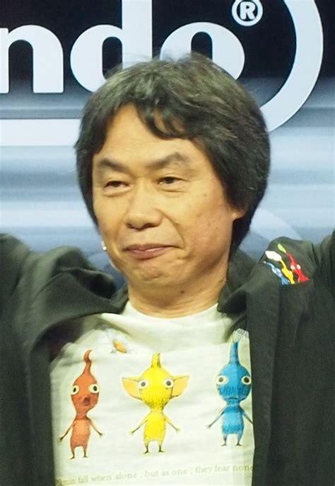 Shigeru Miyamoto - Wikipedia