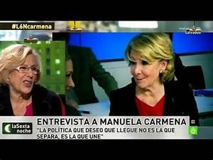 "Carmena: ""... Manuela Carmena Quotes"