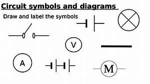 Circuit diagrams and symbols ks3 aqa by benmason300 for Circuit diagram ks3