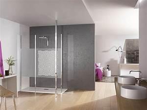 Duo Kinedo Baignoire Douche : kinespace duo parois douche kinedo ~ Premium-room.com Idées de Décoration