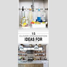 91 Best Small Space Organization Images On Pinterest