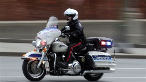 Michigan State Cops Prove, Once Again, That Harleys Have