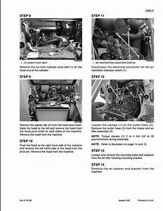 Case 410 And 420 Skid Steers Service Repair Workshop