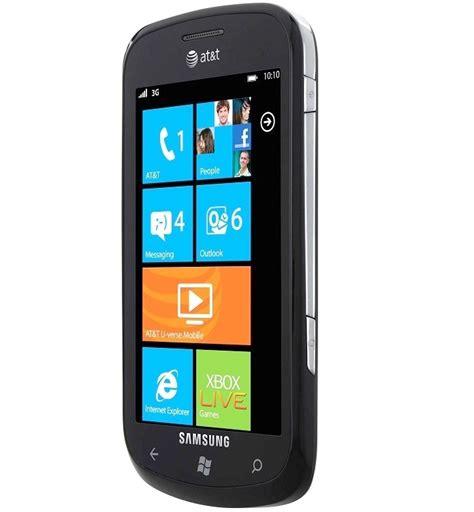 samsung unlocked phones samsung focus windows phone 7 zune wifi pda unlocked
