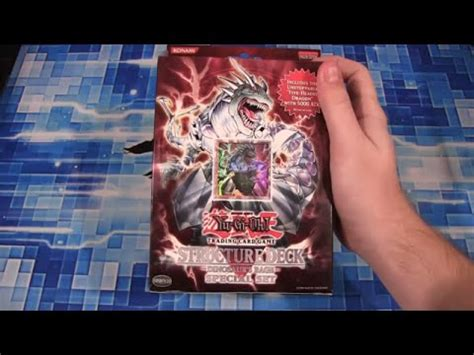 Five Headed Deck by Yugioh Dinosaurs Rage Special Structure Deck Opening