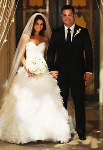 joanna garcia the best celebrity wedding dresses With celebrity wedding dress