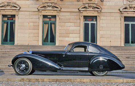 It carried the factory designation w29. Isdera Autobahnkurier 116i: 16 cylinder rarity - MercedesHeritage