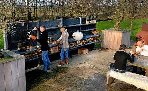 outdoor cuisine modular outdoor kitchen with shower gardens