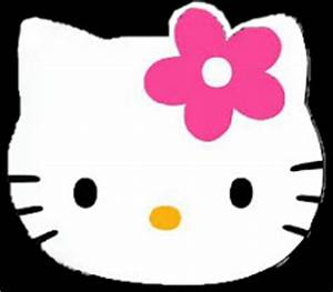 404 not found With hello kitty cut out template