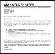 Assistant Marketing Manager Cover Letter Sample LiveCareer Product Marketing Manager Cover Letter Sample Cover ODesk Cover Letter Sample For Marketing Brand Manager Cover Letter Hashdoc
