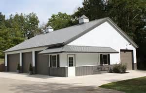 Residential Homes Metal Buildings