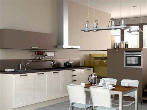 indogate com decoration cuisine rouge et gris