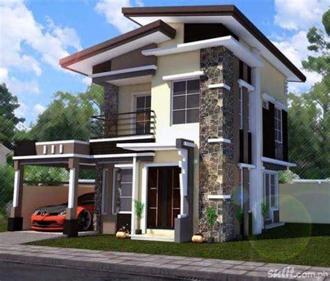 10 Desain Rumah 2 Lantai Modern Elegan, Unik
