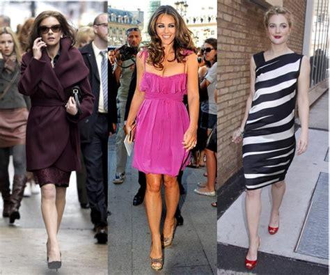 dress shapes apple shaped women fashion belief