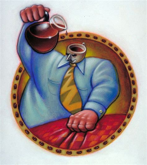 Jere Smith : Coffee Man