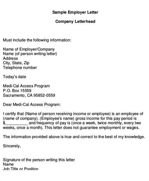 proof  income letters    premium