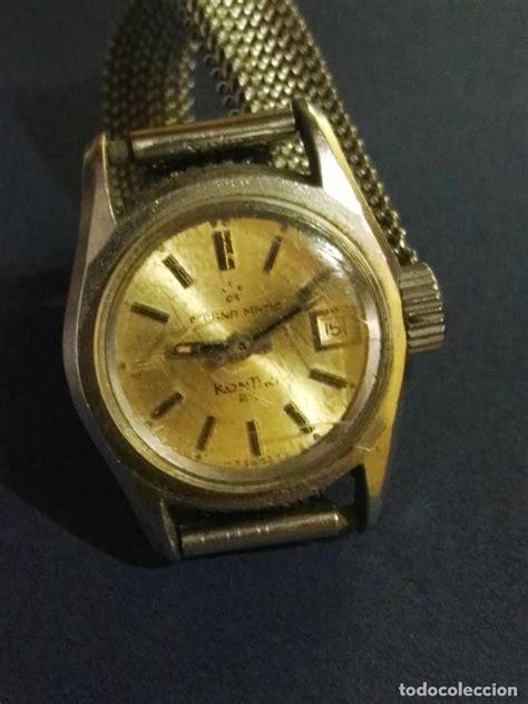 eterna matic de mujer para piezas Comprar Relojes