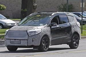 Ford Kuga Ii  Escape Facelift  2017