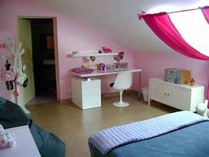 Chambre De Fille De 8 Ans : chambre fille 8 ans ~ Teatrodelosmanantiales.com Idées de Décoration