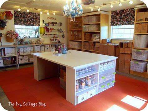 1000+ Images About Turn Garage Into Sew Craft Room On
