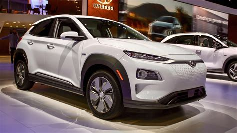 2019 hyundai kona electric pictures photos wallpapers