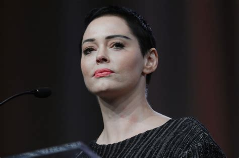 arrest warrant issued  rose mcgowan  connection