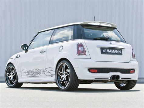 hamann, Mini, Cooper s, r56 , Cars, Modified, 2008 ...