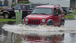 Flash flooding, roads closed after torrential rainfall ...