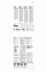 Indoor Furniture 1077-20 Manuals